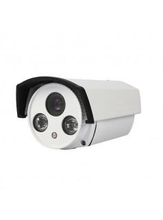杰士安2Mp/4Mp H.265红外防水网络摄像机