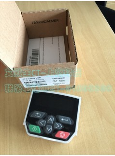 尼得科CT变频器Unidrive M系列备件KI-Keypad键盘