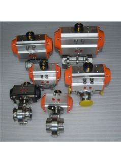 气动卫生级蝶阀D661X-10P D661X-16P