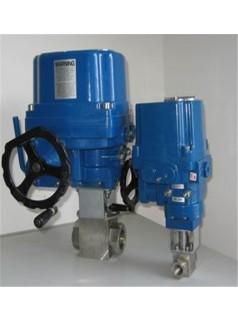 Q911F-320P电动高压球阀