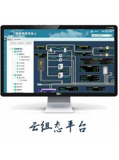 物通博联·工业云组态平台 设备数据监控远程调试运维PLC系统