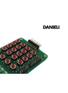 意大利DANIELI操作面板NBO838-746