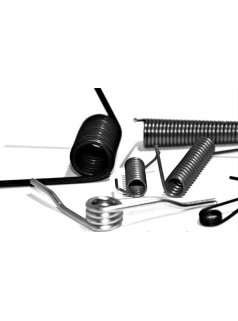 DANLY不锈钢涡卷压缩弹簧9-3248-26