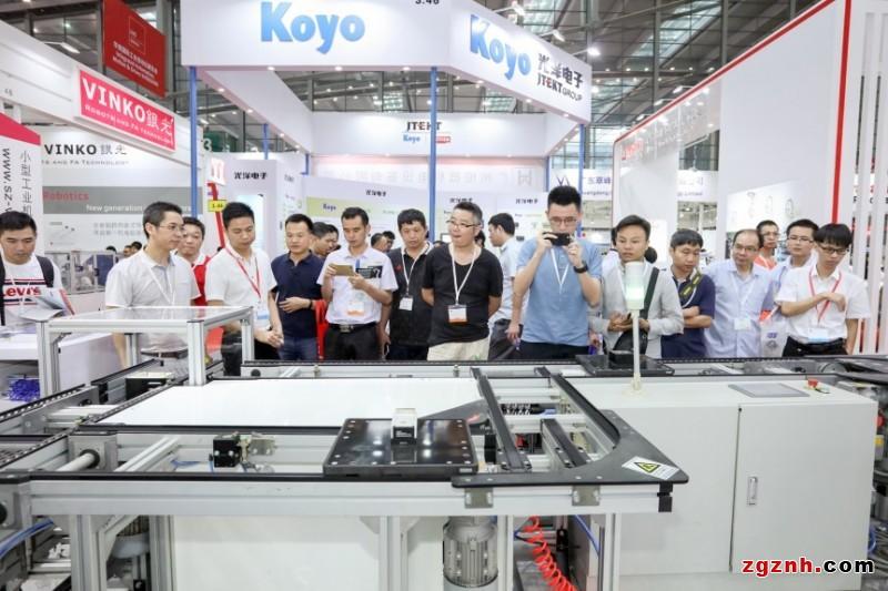 2019 华南国际工业自动化展览会 展会简介