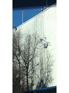 高空幕墙清洁机器人I型