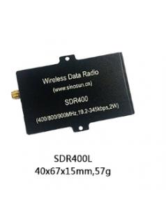华夏盛(WDS)SDR系列无线数据传输模块SDR400L