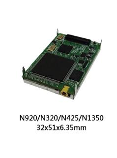 华夏盛(WDS)FGR2/NANO系列高速跳频电台/模块N920/N320/425/N1350