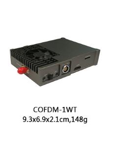 华夏盛(WDS)DDL系列/COFDM系列高清图传COFDM-1/5/10WT、0WR接收机、DUP中继机