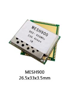 华夏盛(WDS)AD-HOC/MESH自组织网状网MESH900模块