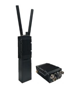 华夏盛(WDS)AD-HOC/MESH自组织网状网MimoMesh手持式/背负式宽带自组网电台