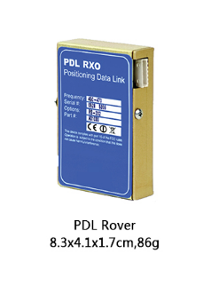 华夏盛(WDS)GNSS/RTK系列测绘测量PDL RXO单收内置模块