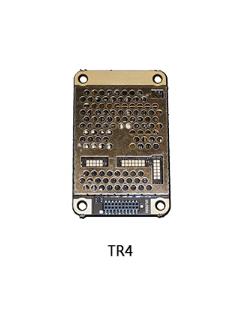 华夏盛(WDS)GNSS/RTK系列测绘测量TR4/TRH收发内置模块