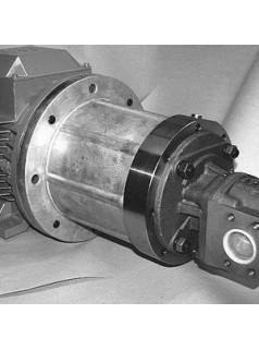 KRACHT低压齿轮泵KF63RF1