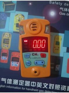 CTH1000一氧化碳气体浓度探测仪