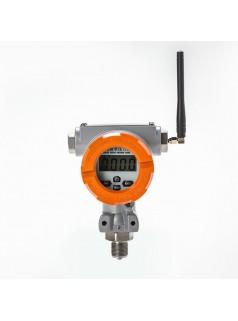 铭控S270GPRS/NBIOT/LORA无线数字压力表无线压力传感器