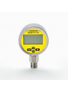 铭控S280高精度不锈钢耐震数显数字压力表