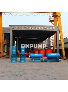 潜水轴流泵生产报价