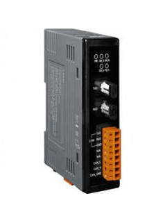 供应泓格I-2533 1口CAN转光纤模块(ST,多模)