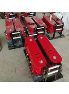 承装承修电缆输送机 资质升级5KN电缆推送机