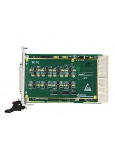 PXI数据采集卡PXI-6860(DA:32路 16位 10uS 无缓存,恒定电压输出)