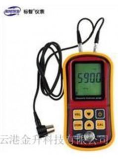 济宁标智GM100高精度数显超声波测厚仪特价
