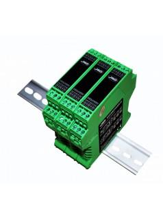 一进一出模拟量0-75mV信号隔离变送器