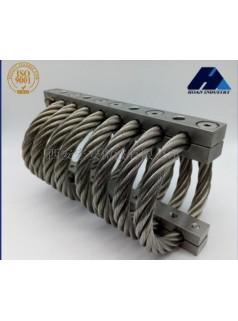 西安宏安仪器防震JGX-2228D-1250B钢丝绳隔振器