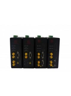 讯记供应Profibus光纤中继器Profibus总线协议光纤转换器