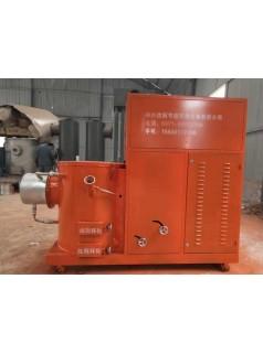 生物质燃烧机安全操作的自动控制