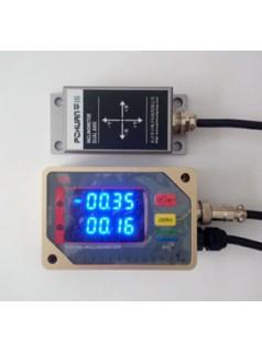 PCT-SR-2S数字倾角传感器与PCTS600数显仪组合
