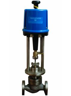 PBZJP/JM型精小型电动单座(套筒)调节阀