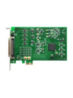 PCIe5621  16路AD  2路DA