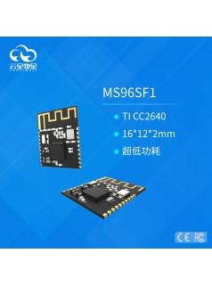 北京TI CC2640蓝牙模块MS96SF1厂家