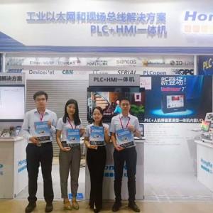 虹科电子强势进驻2019北京工业自动化展