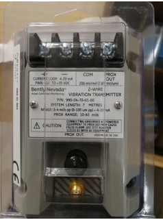 本特利990-04-50-01-00前置器