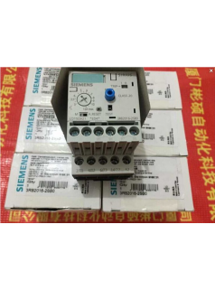 西门子3RB2036-1UX1低压继电器
