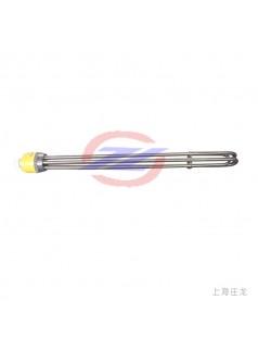 庄龙丝扣式电热管 1寸丝扣发热管