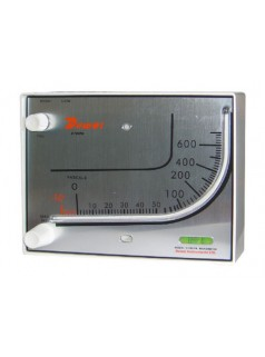 D700模塑倾斜式差压表