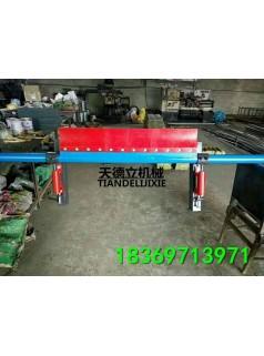 1米P型聚氨酯清扫器 1.2米皮带机清扫器
