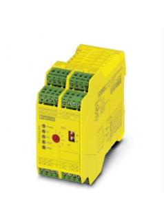 PSR-SCP-24DC/ESD/5X1/1X2/300安全继电器2981428