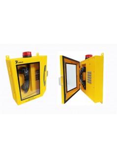 管廊消防电话机 管廊声光报警器 应急广播 管廊PLC控制系统