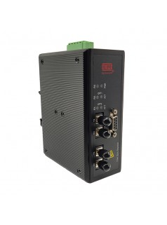 讯记PROFIBUS总线光纤转换器提供便捷的光纤通讯解决方案