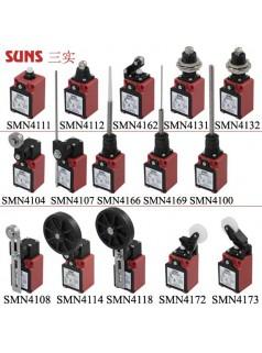SUNS美国三实SMN4104小型安全限位开关