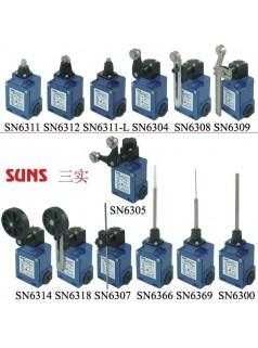 SUNS美国三实SN63系列防水安全限位开关