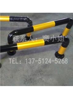 安装护栏U型一次成型黄黑相间可定制规格美观