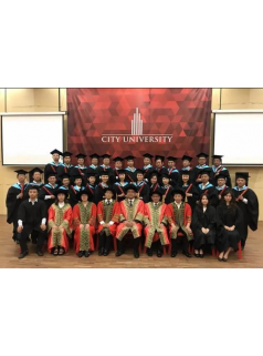马来西亚城市大学工商管理硕士(MBA)学位课程简章
