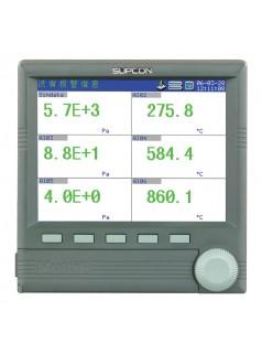 中控.SUPCON AR4500真空度记录仪