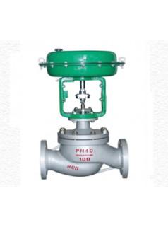 供应HCN低噪音气动笼式调节阀