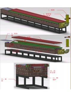 ASTM E 84建筑材料表面火焰燃烧测试仪相关标准