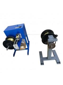 磁条自动变频收线机立式收线机厂家昆山启庞机电设备